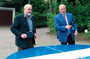 FV 2010 Tischtennistische