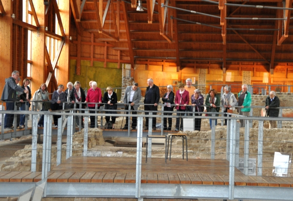 Jahresexkursion Föderverein 2015-2