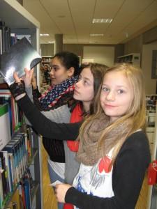 Bild Bibliothekstag 2013