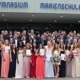 """Marienschul-Abiturienten 2016: Ein """"legendärer"""" Jahrgang"""