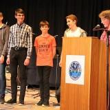 MSAusgezeichnet – Marienschule ehrte verdiente Schülerinnen und Schüler