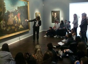 Eine Reise durch 700 Jahre Kunstgeschichte – Kunstkurse besuchen Wallraff-Richartz Museum