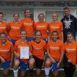 Marienschule ist Kreismeister 2016 (Fußball WK I Mädchen)!!