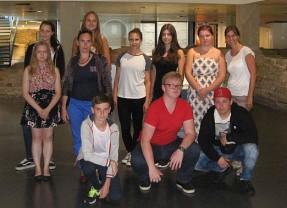 Sprachaustausch an der Marienschule: Eine intensive Zeit mit russischen Gymnasiasten