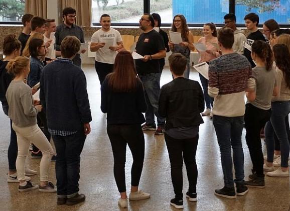 Shakespeare Workshop 2017