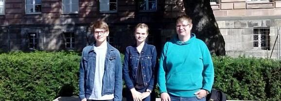 Marienschüler wird viertbester iMPACt-Teilnehmer