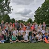 Fahrt nach Basingstoke im Rahmen des Festival of Sports
