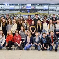 Tagesexkursion Europäisches Parlament, Brüssel
