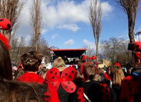 Marienschule Alaaf! – Impressionen vom Südstadt- und Rosenmontagszug
