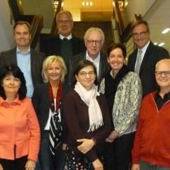 Förderverein: Jahresbrief und Ostergrüße