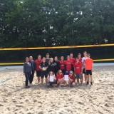 Beachvolleyball – Kreismeisterschaften 2018