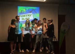 Marienschüler erfolgreich beim Poetry-Slam!