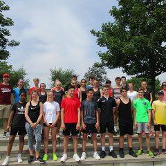 Marienschule zweifacher Leichtathletik-Kreismeister 2018