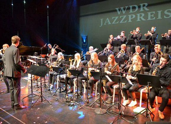 WDR 3 Jazzpreis für Big Bands der Marienschule!