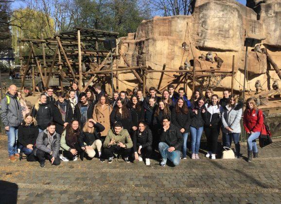 Unterwegs auf den Spuren der Primaten – Exkursion in den Kölner Zoo