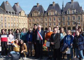 Frankreich-Austausch: Bei Freunden in Charleville-Mézières