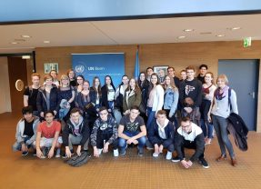 Excursion to the United Nations Campus in Bonn