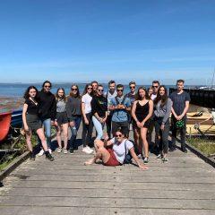 Erdkunde-Exkursion Canterbury 2019