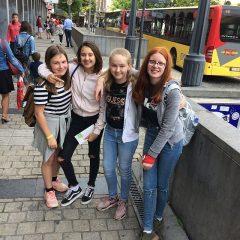 Fahrt nach Lüttich